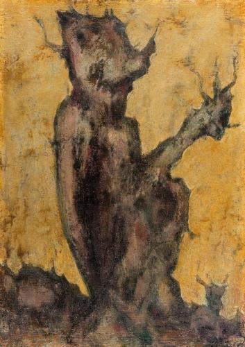 Gegroeid op een rots, Luc-Peter Crombé