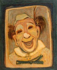 Clown, Luc-Peter Crombé