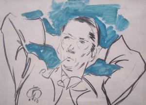 Raoul geniet, Luc-Peter Crombé