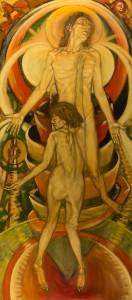 De ontstijging - de oversteiging van het lichaam, Luc-Peter Crombé